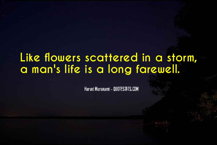 Bid You Farewell Quotes #233315