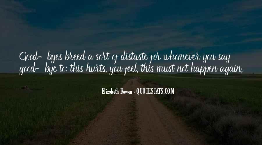 Bid You Farewell Quotes #24530