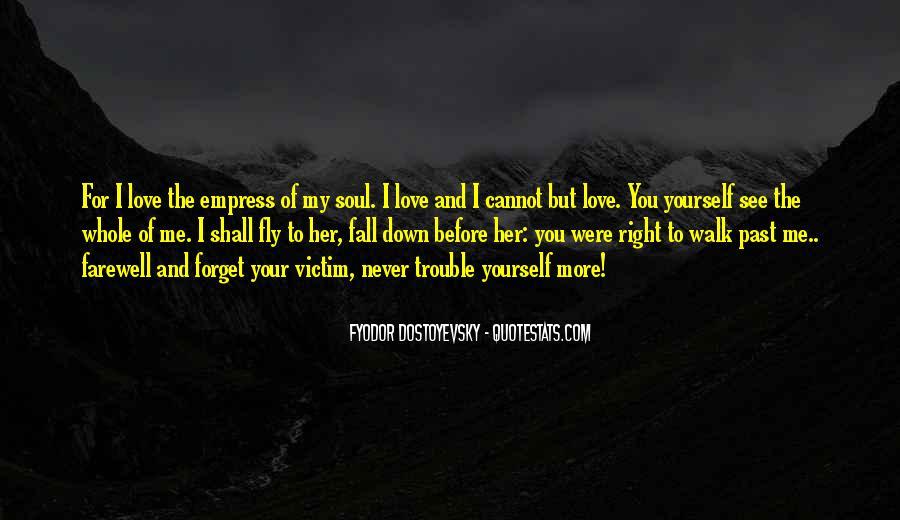 Bid You Farewell Quotes #281393