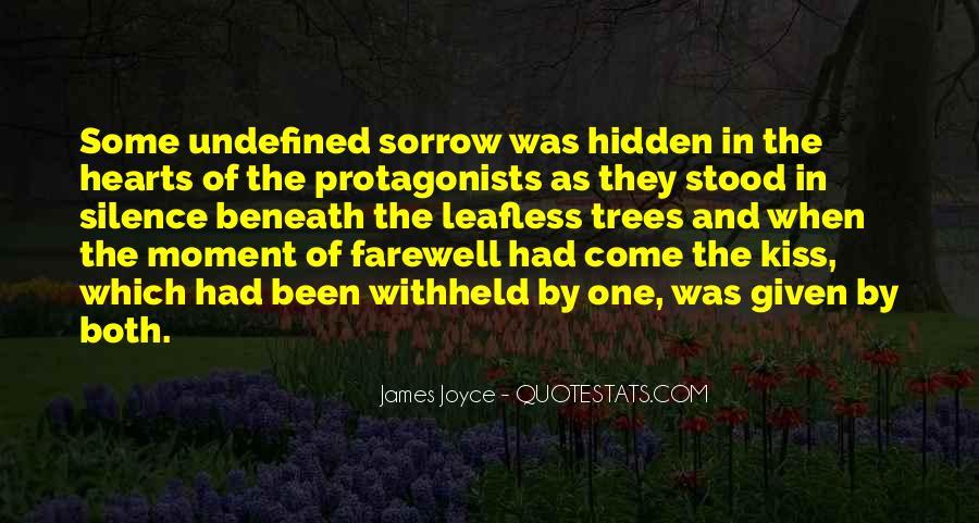 Bid You Farewell Quotes #328359