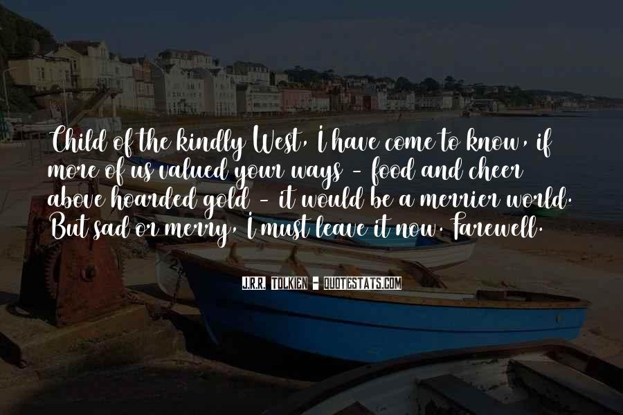 Bid You Farewell Quotes #33916