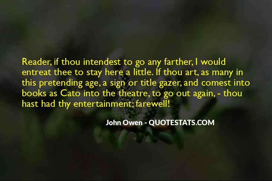 Bid You Farewell Quotes #345029