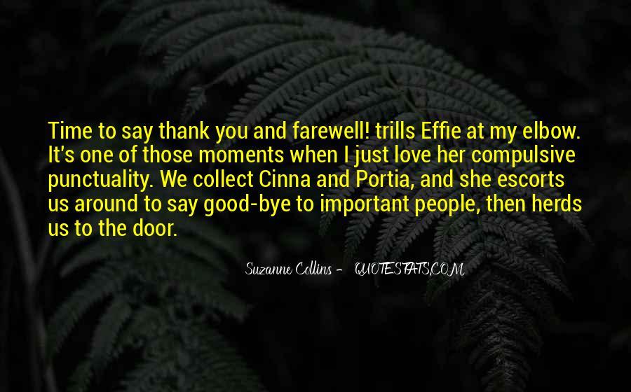Bid You Farewell Quotes #418869