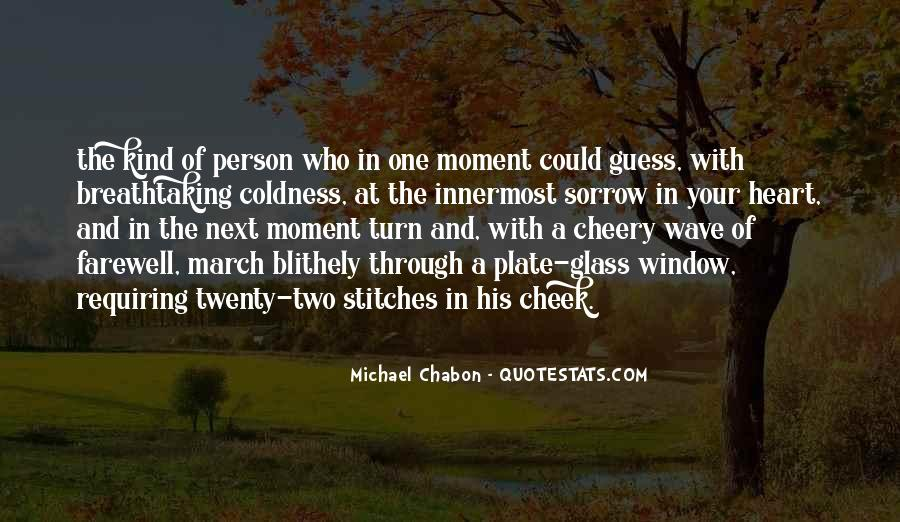 Bid You Farewell Quotes #442052