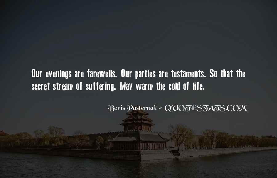 Bid You Farewell Quotes #463984
