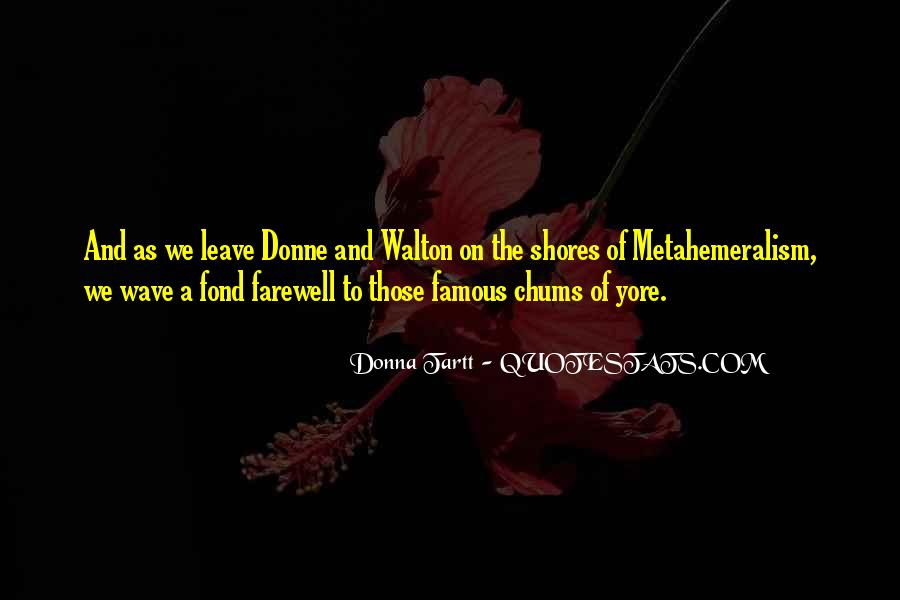 Bid You Farewell Quotes #47529