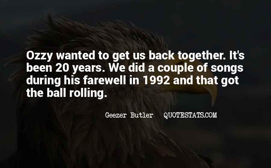 Bid You Farewell Quotes #5978