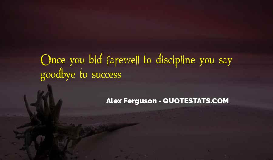 Bid You Farewell Quotes #64569
