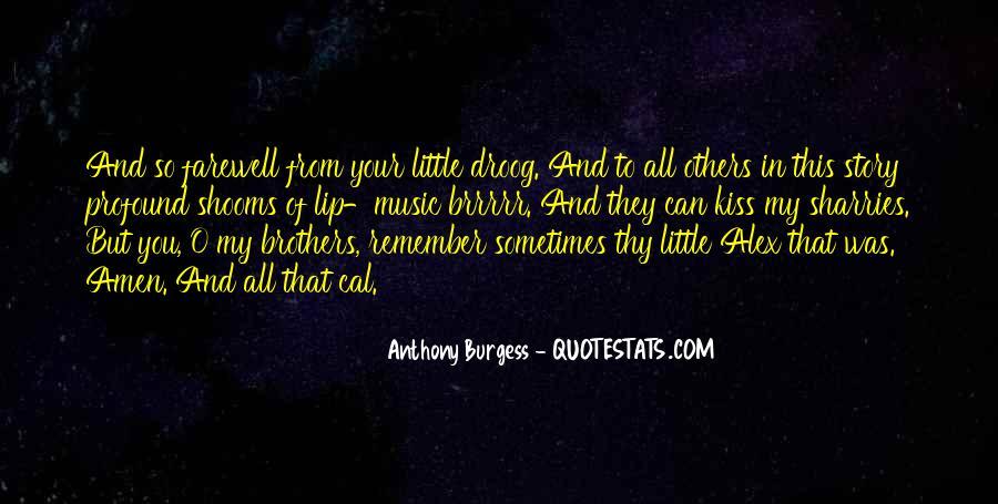 Bid You Farewell Quotes #74911