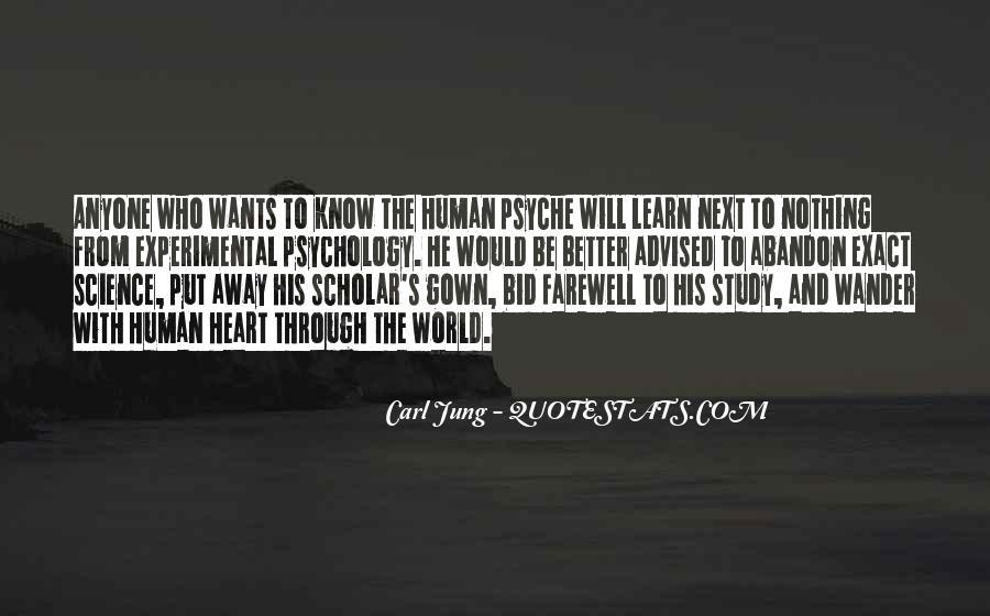 Bid You Farewell Quotes #8252