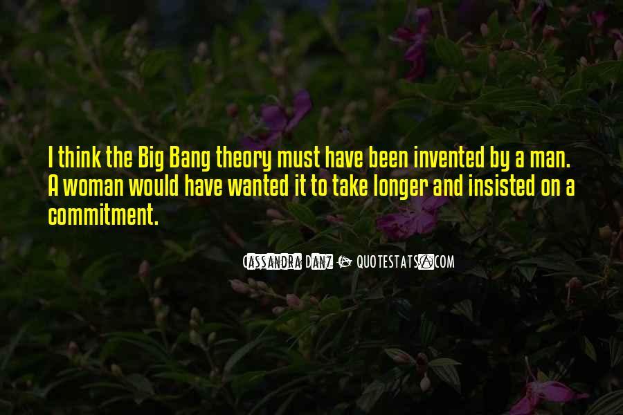 Big Bang Theory Top Quotes #116393