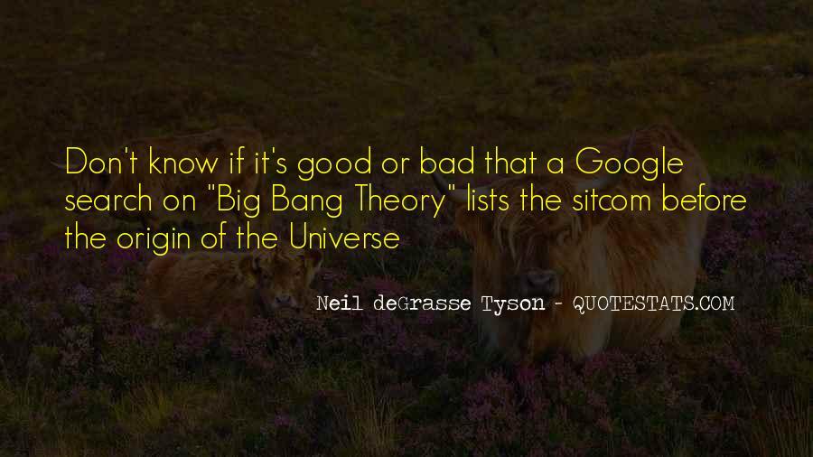Big Bang Theory Top Quotes #1537103