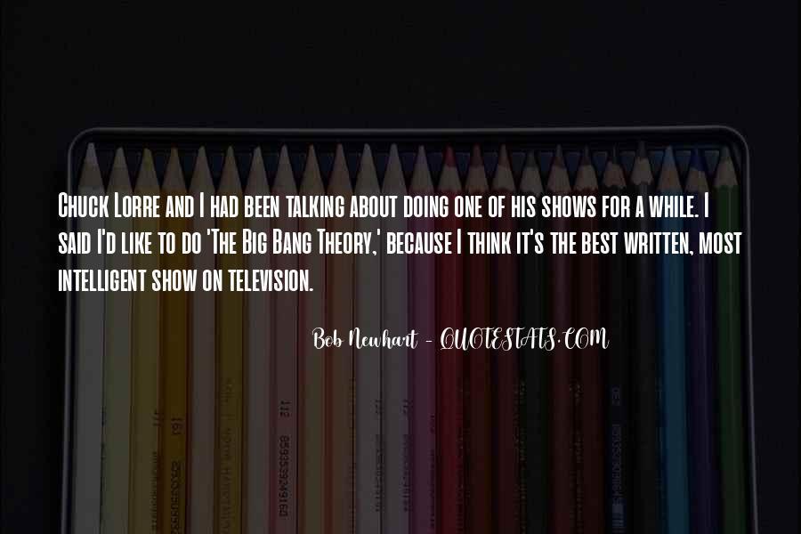 Big Bang Theory Top Quotes #1569884