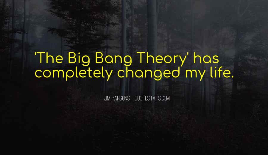 Big Bang Theory Top Quotes #1725795