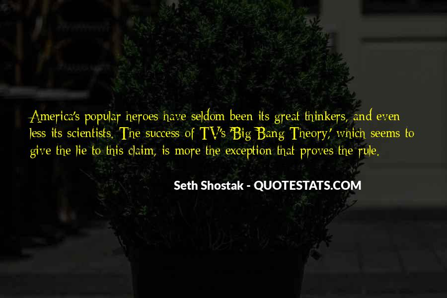 Big Bang Theory Top Quotes #1826939