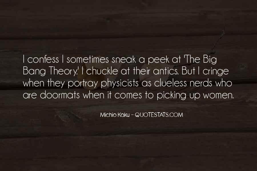 Big Bang Theory Top Quotes #1832560