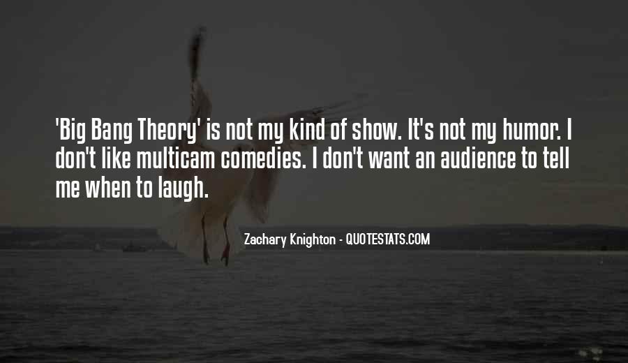 Big Bang Theory Top Quotes #1832628