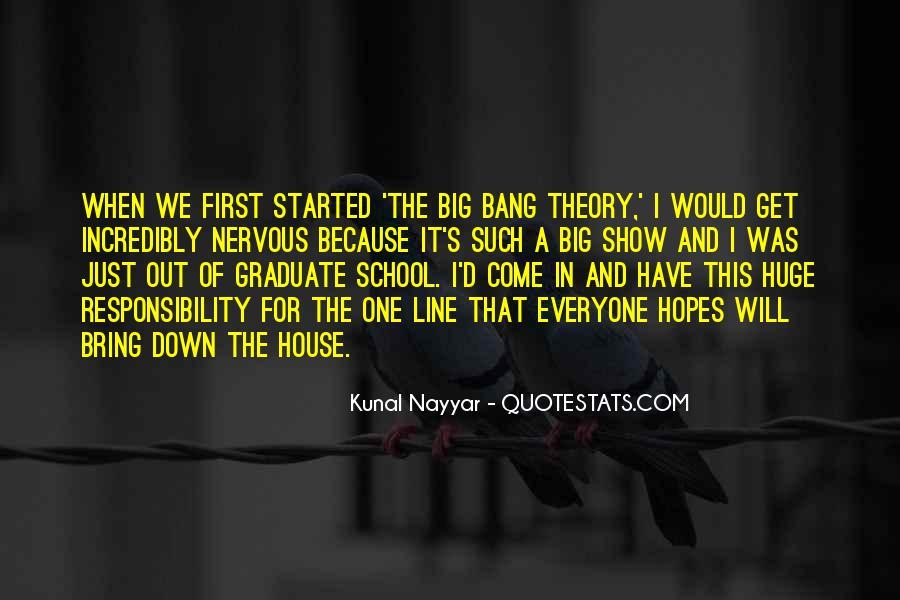 Big Bang Theory Top Quotes #188171