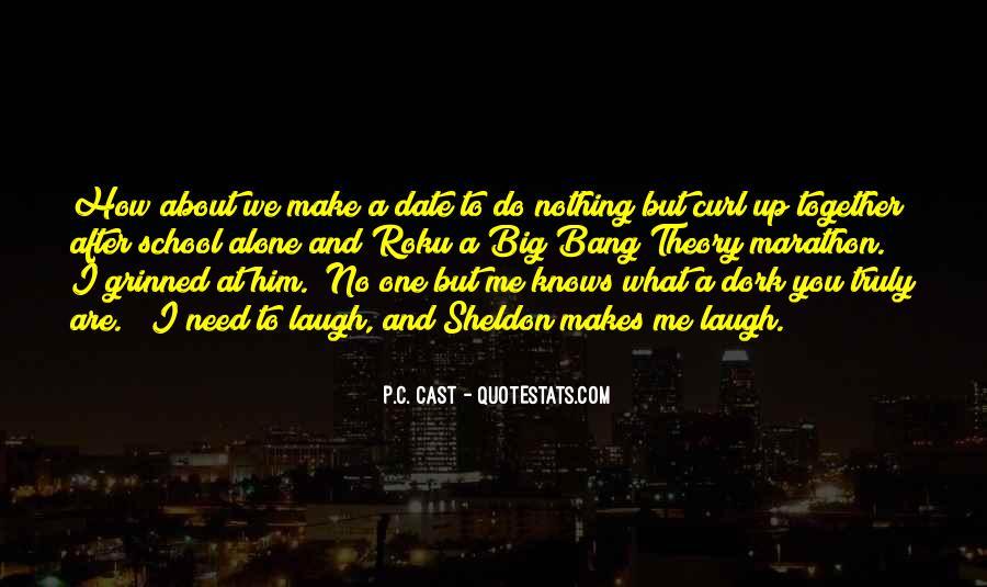 Big Bang Theory Top Quotes #211237