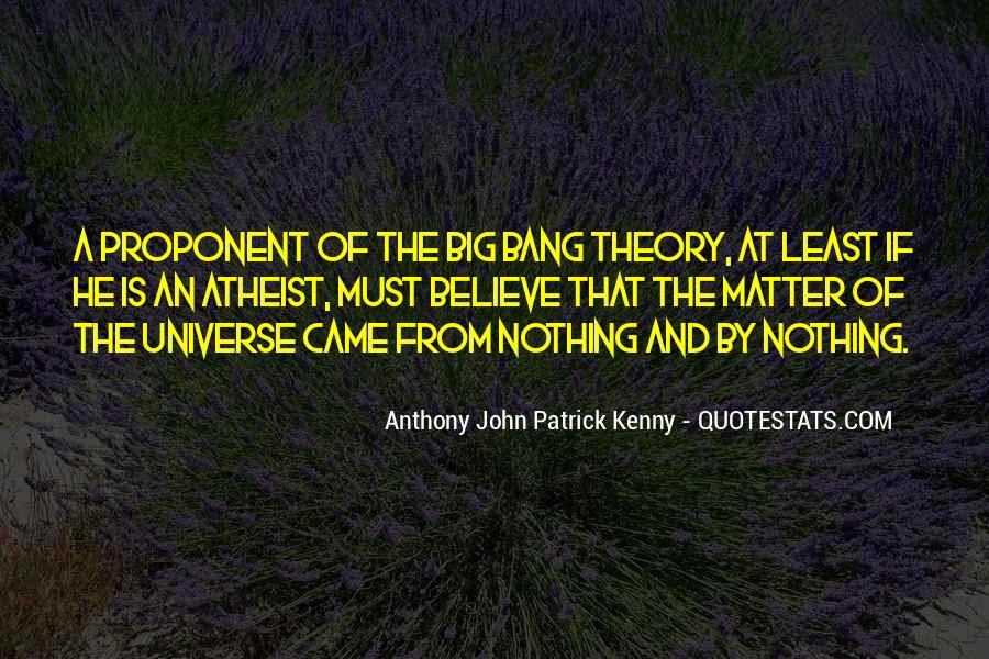 Big Bang Theory Top Quotes #344235