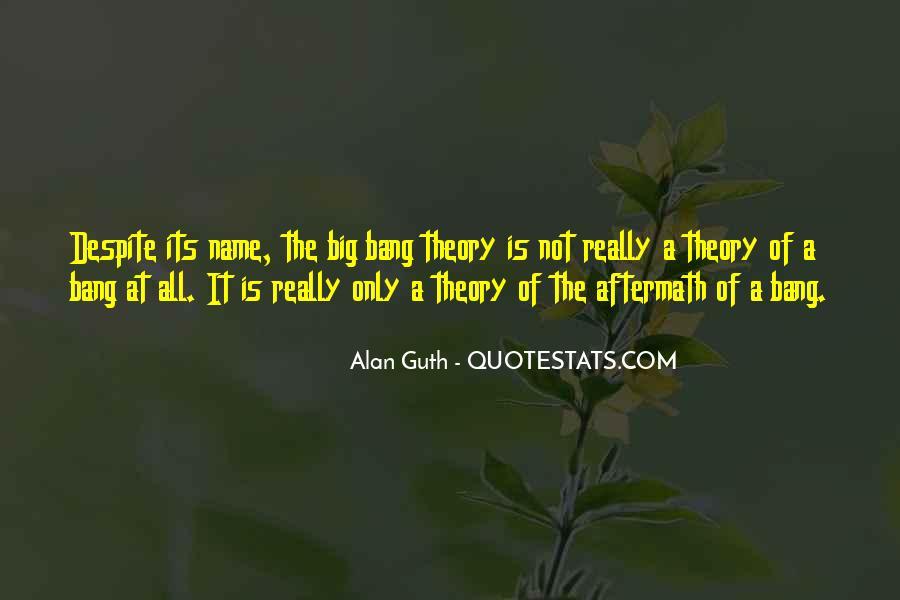 Big Bang Theory Top Quotes #627219