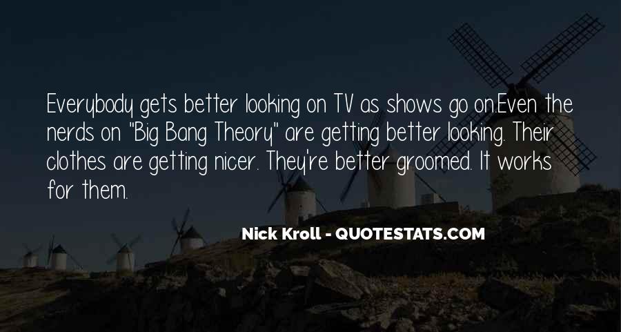 Big Bang Theory Top Quotes #947902