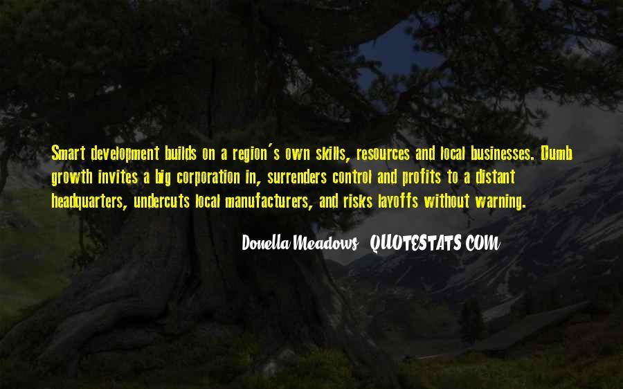 Big Corporation Quotes #1439067
