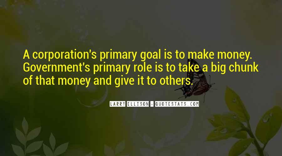 Big Corporation Quotes #1603765