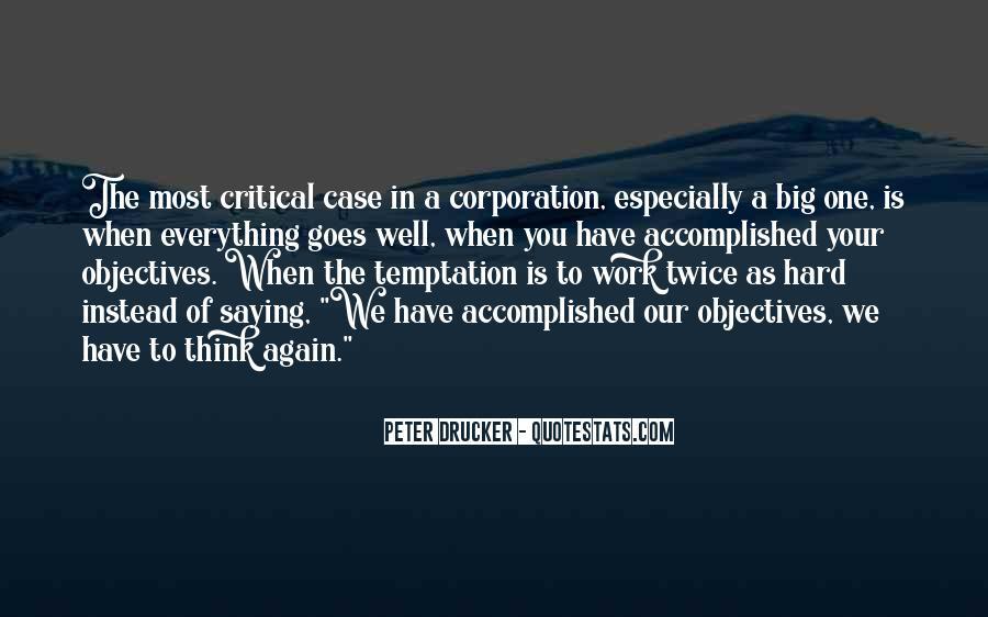 Big Corporation Quotes #353590