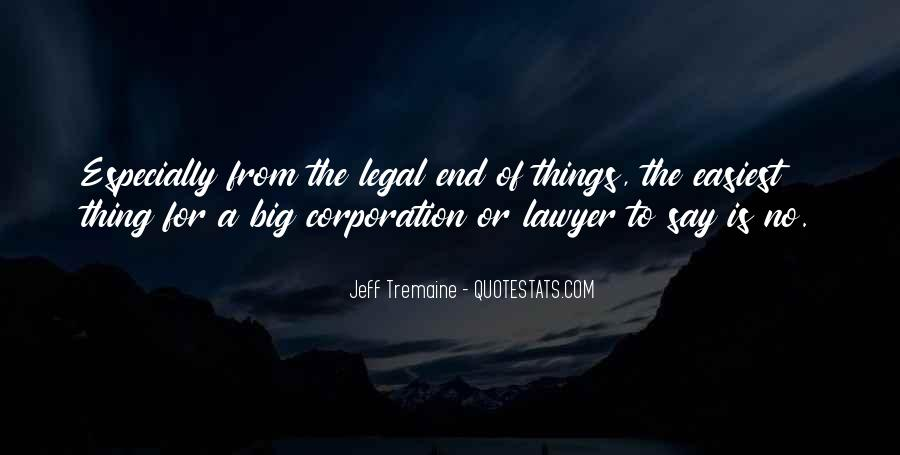 Big Corporation Quotes #846888