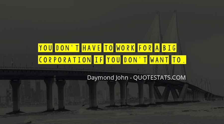 Big Corporation Quotes #8733