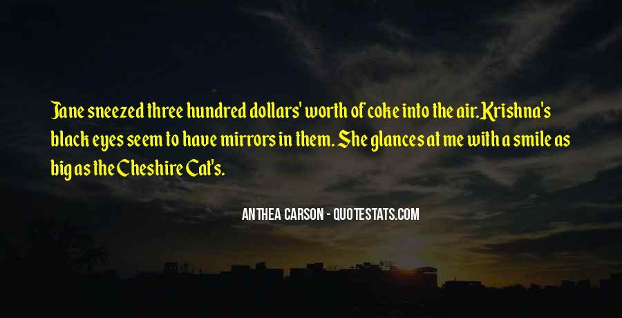 Big Dark Eyes Quotes #828617