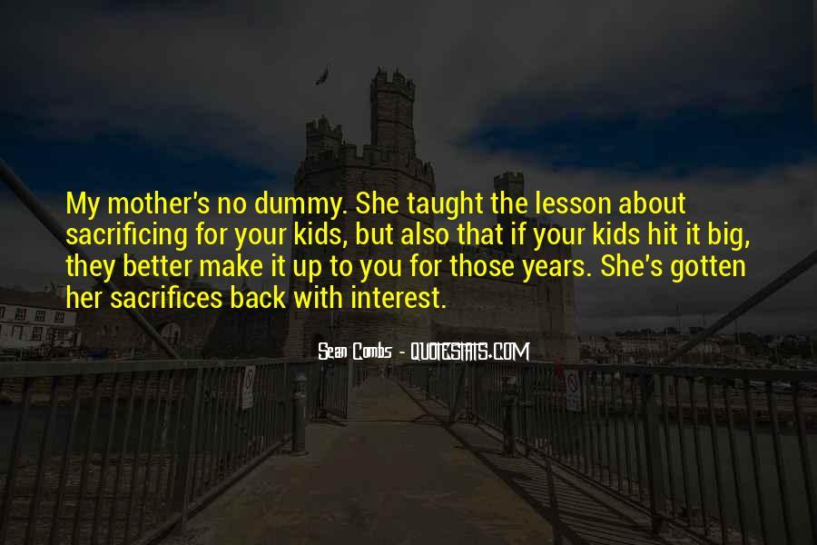 Big Dummy Quotes