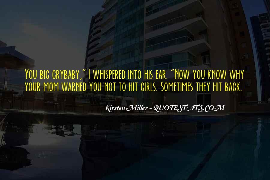 Big Ear Quotes #896696