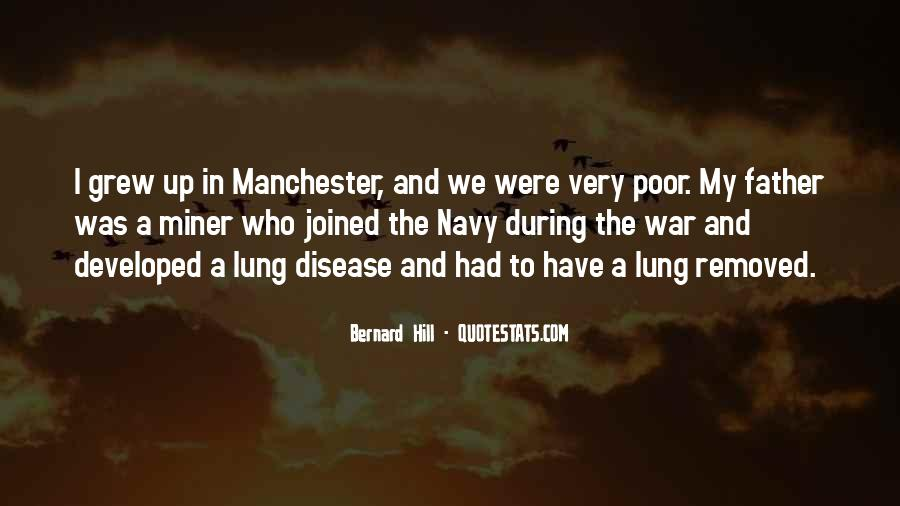 Quotes About Lung Disease #208956