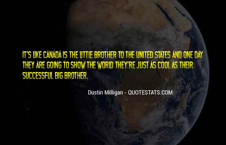Big Little Brother Quotes #378762