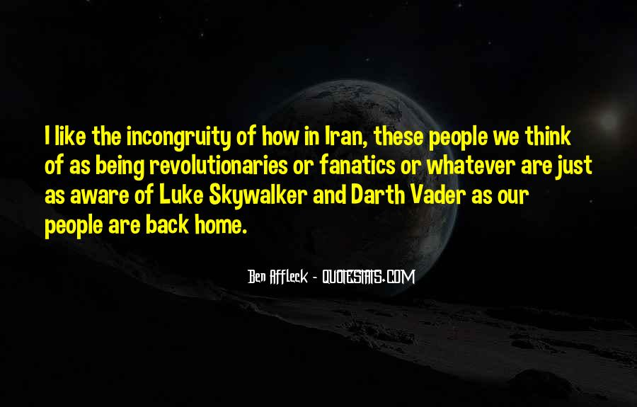 Quotes About Luke Skywalker Darth Vader #101661