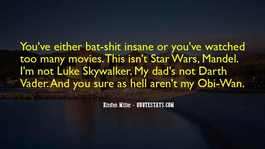 Quotes About Luke Skywalker Darth Vader #1221911