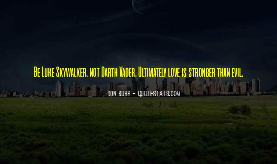 Quotes About Luke Skywalker Darth Vader #1713159