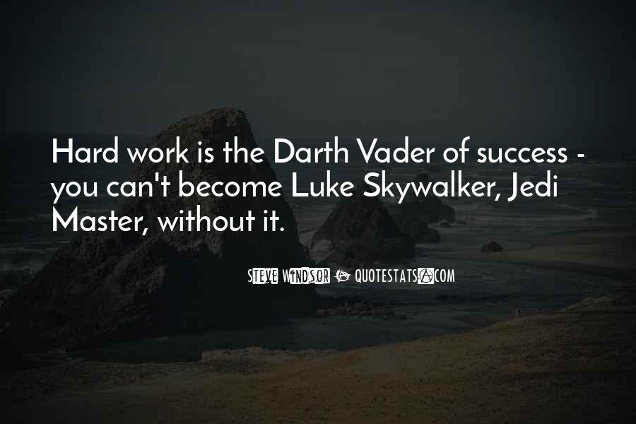 Quotes About Luke Skywalker Darth Vader #526240