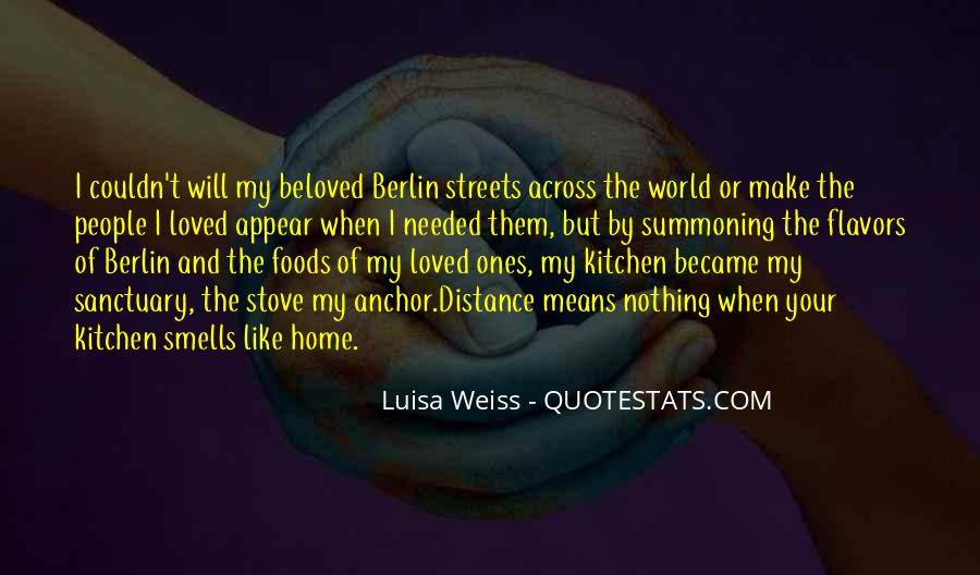Quotes About Luisa #1723421