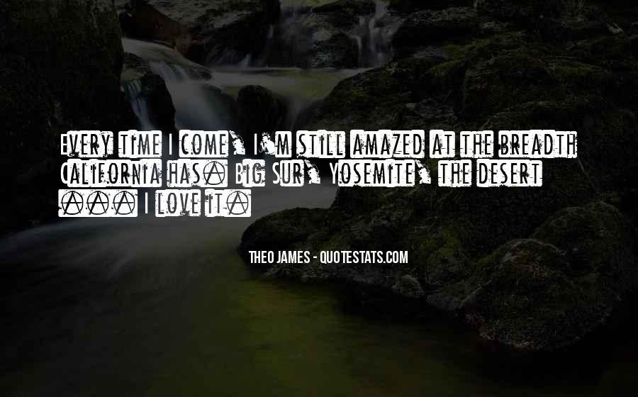 Big Sur Love Quotes #62454
