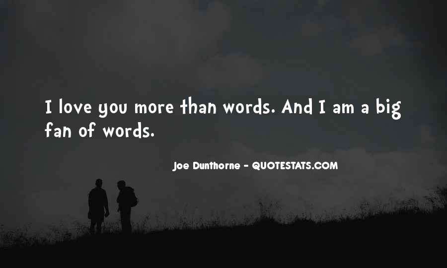 Big Words In Love Quotes #875188
