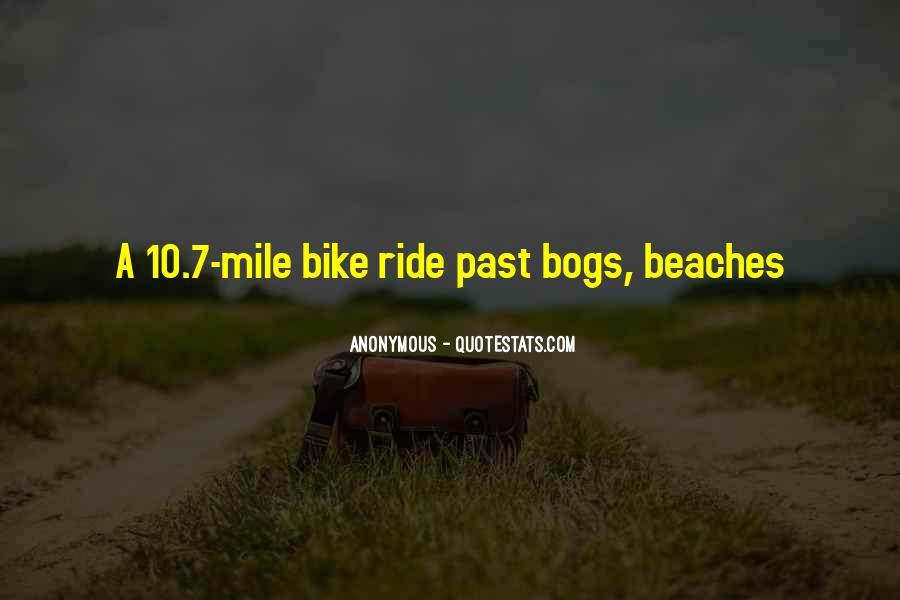 Bike Quotes #153709