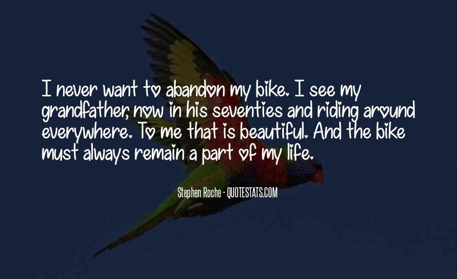 Bike Quotes #245986