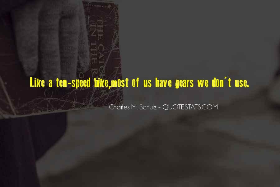 Bike Quotes #248697