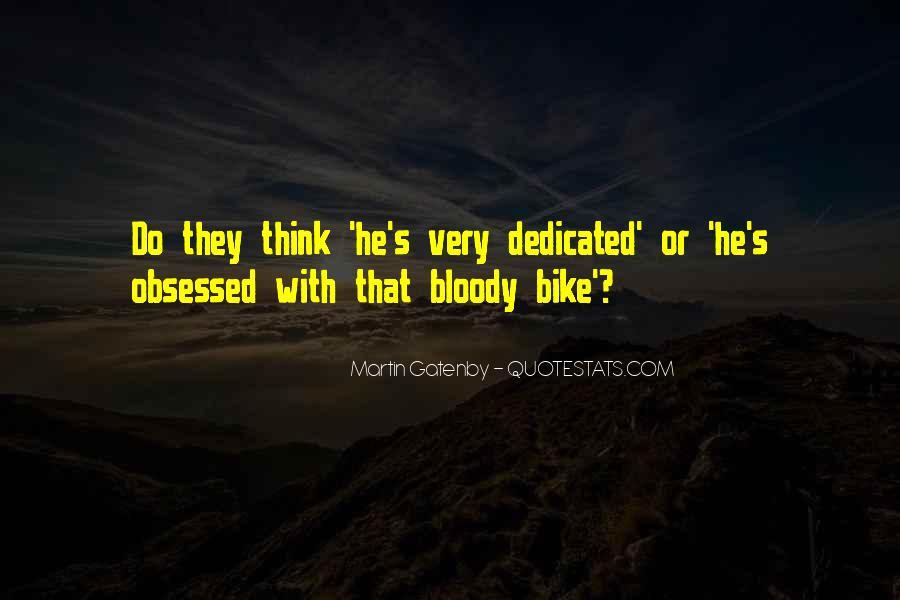 Bike Quotes #35243