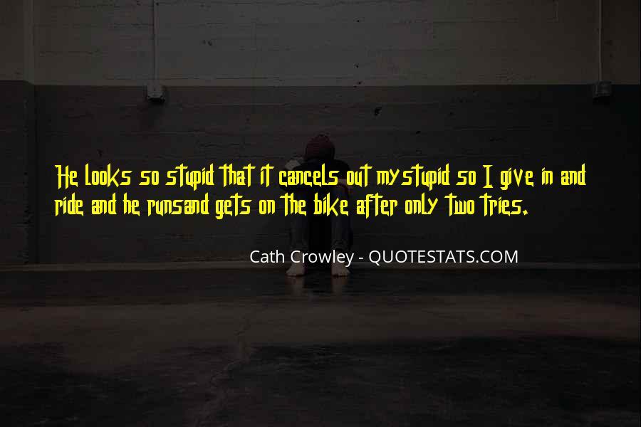 Bike Quotes #82207
