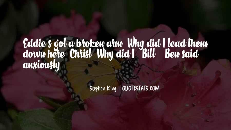 Bill And Ben Quotes #1309525
