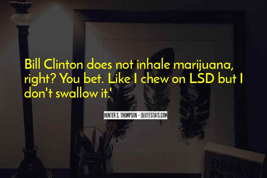 Quotes About Lsd #126260